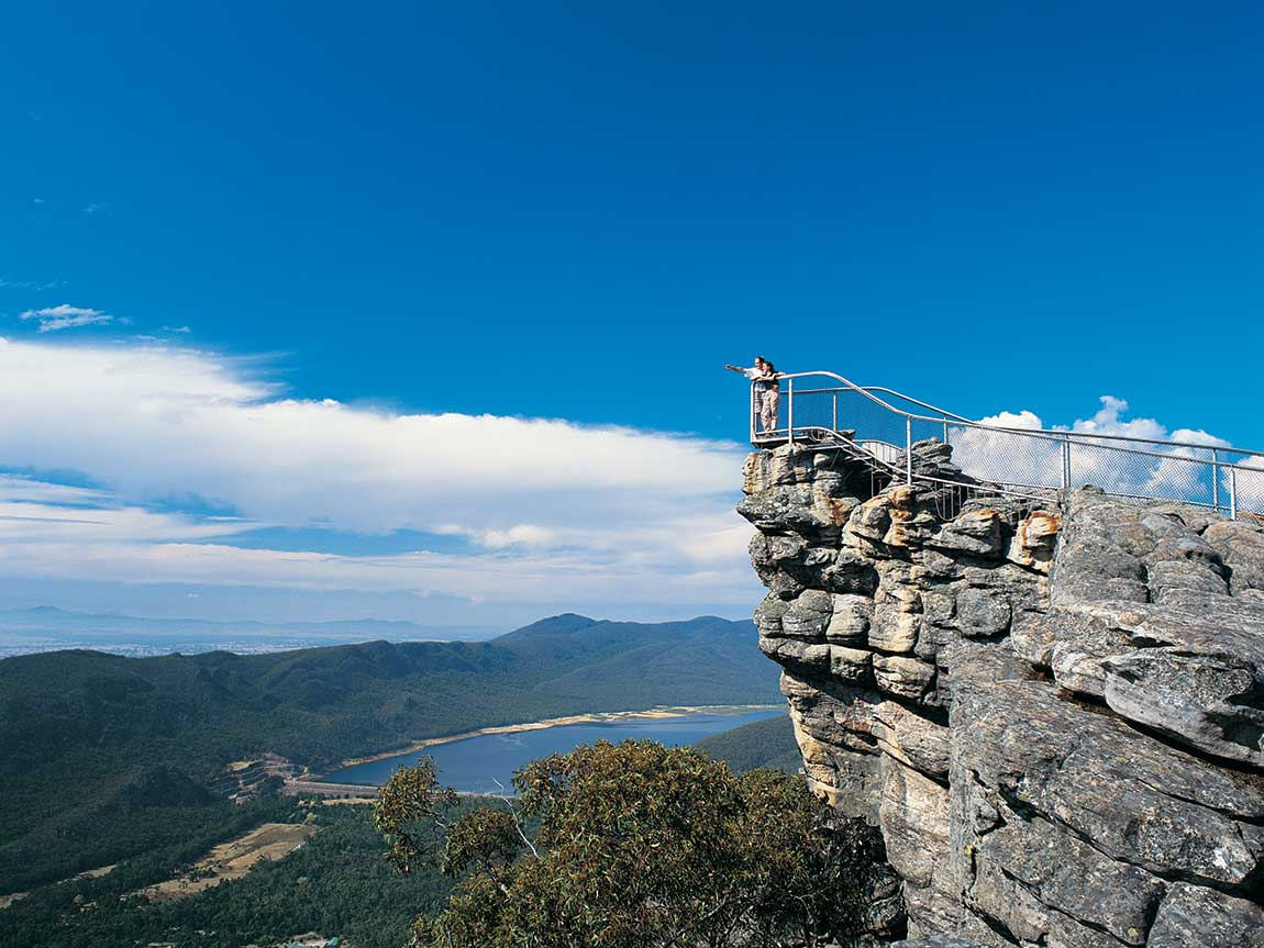 The Pinnacle, Grampians, Victoria, Australia